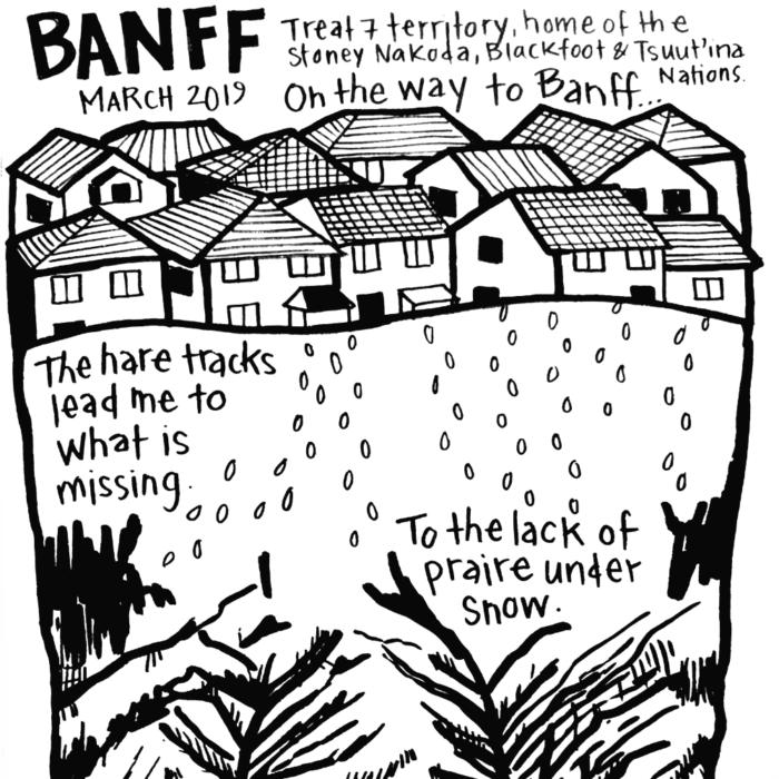 Banff, March 2019